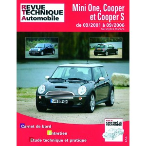 RTA B703.5 MINI ONE/COOPER 1.6 90 ET 110 + S163/170