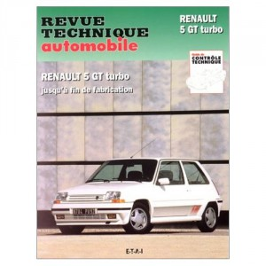 RTA 464.5 RENAULT 5 GT T.
